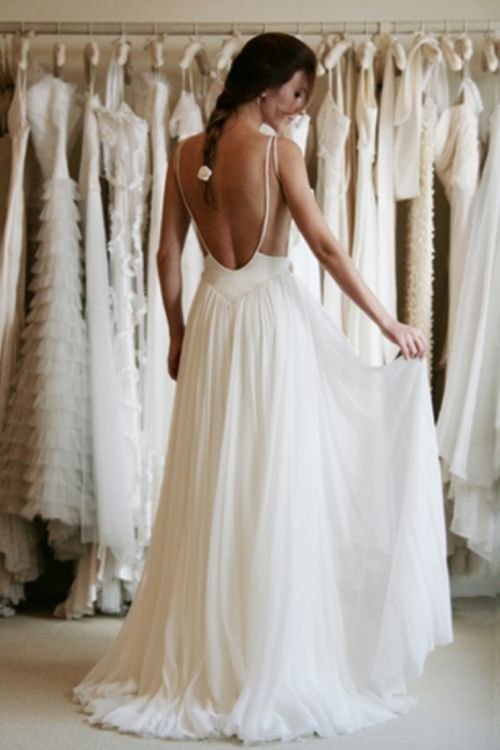 Prueba de vestidos de Novia