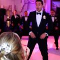 Baile sorpresa del novio para la novia