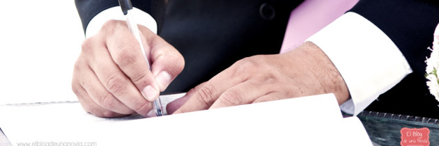 Requisitos para Matrimonio Civil