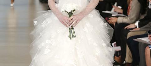 Los mejores Vestidos de Novia 2014 – Primavera por Glamour Weddings