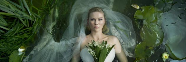 Melancholia- Una novia clásica