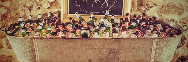 El Bar de La Boda: Ideas originales para enfriar las bebidas de la Fiesta