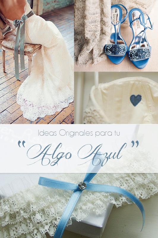 """Ideas Originales de """"Algo Azul"""""""