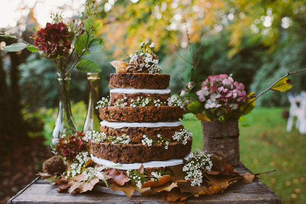 Country Western Wedding Cakes Ideas