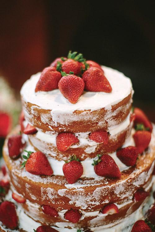 Ideas de pasteles al desnudo - naked cakes