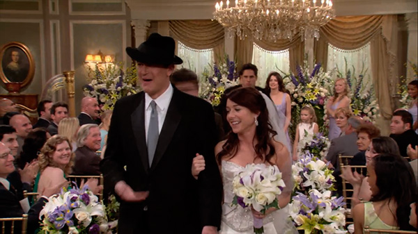 Boda Grande de How I meet your mother