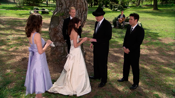 Boda Íntima de How I meet your mother