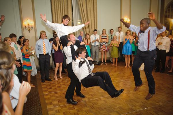 Concurso de Baile en la Boda
