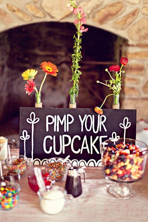 Decora tu cupcake