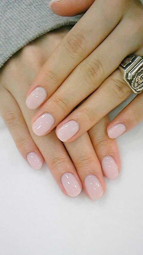 Manicure-en-color-rosa