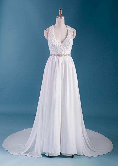 Vestido de Novia Disney modelo Jasmine 2015-