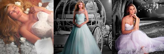 Vestidos de Novia de Disney Princesas