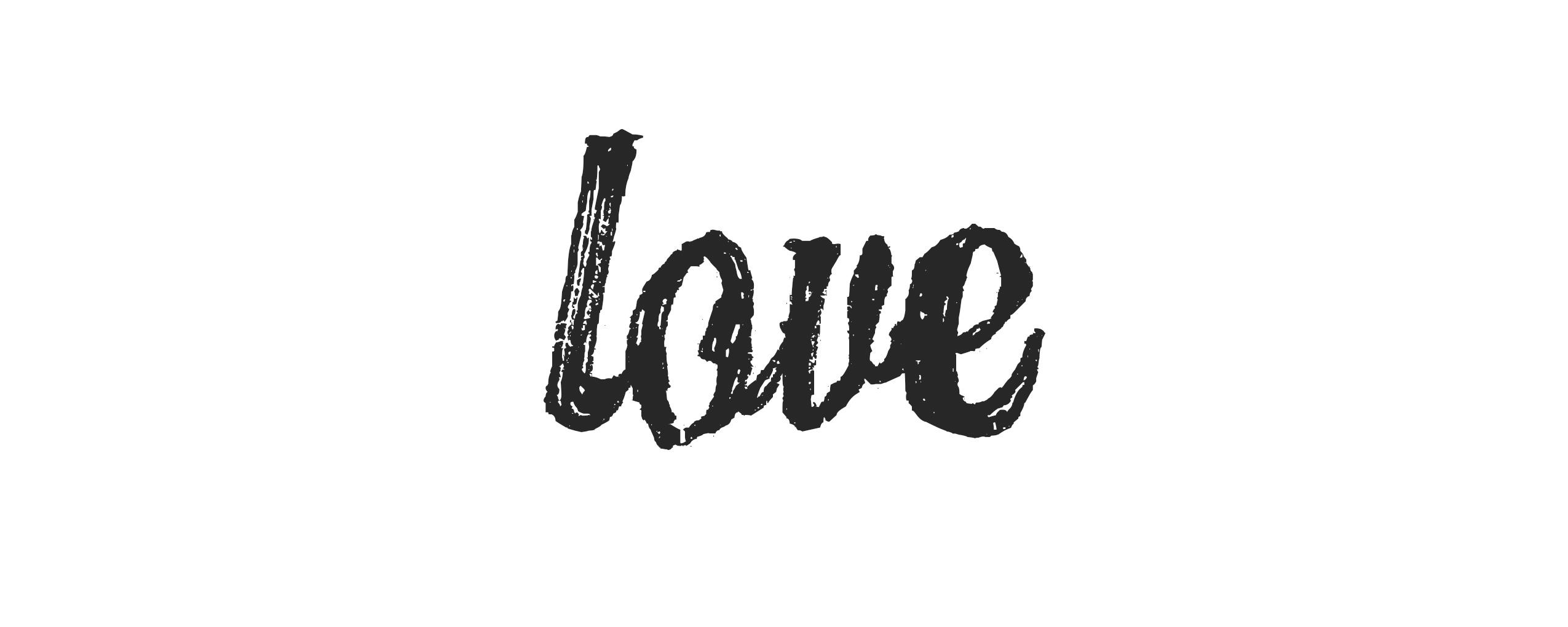 Imagen de Love en manuscrita