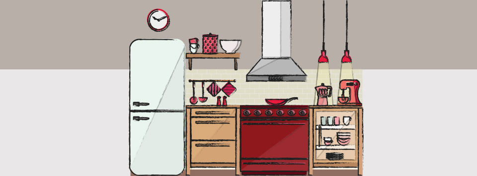 10 utensilios b sicos para empezar a equipar tu cocina for Utensilios del hogar