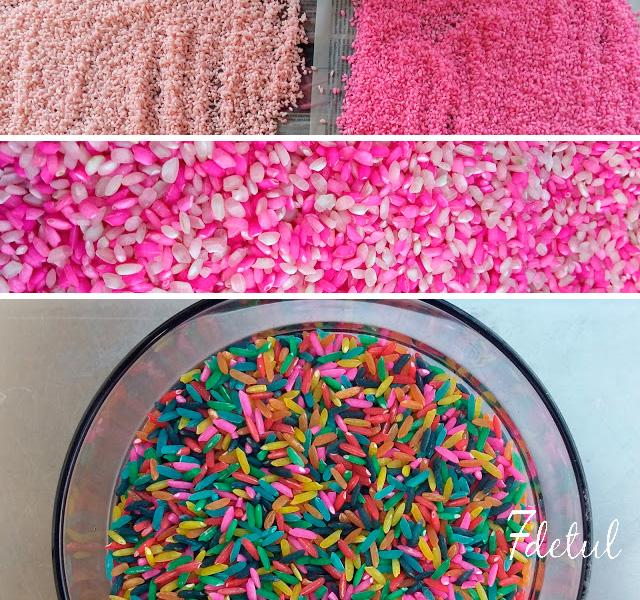 Alternativa al arroz convencional: Arroz de colores 7 detul