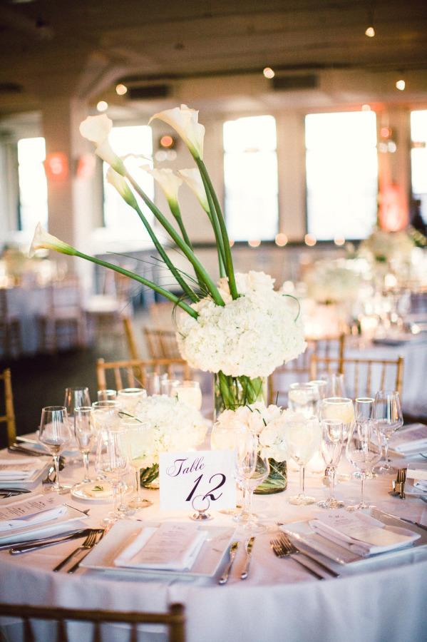 ideas para indicar a tus invitados la mesa que les