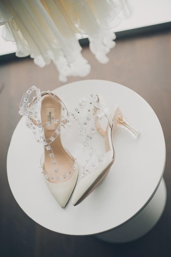 Zapatos de Novia Valentino