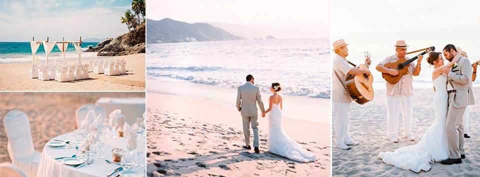 Matrimonio Simbolico En La Playa Peru : Cuál es el mejor mes para una boda en playa de