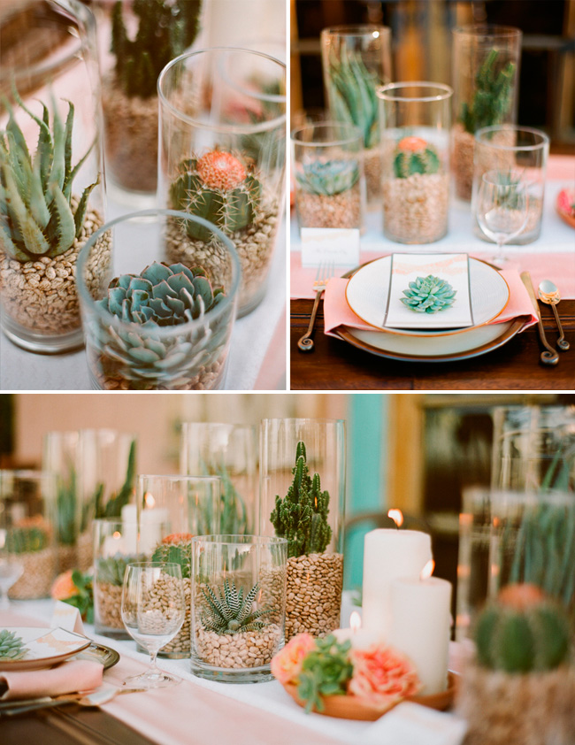 Ideas para una boda estilo mexicano el blog de una novia for Cactus decoracion