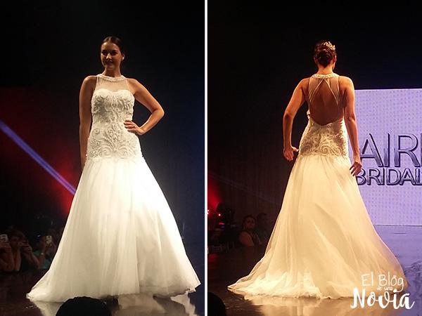 Vestido de Novia - Aires de España