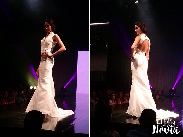Vestido de Novia estilo columna - Bridal Gallery