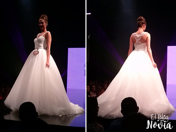 Vestido de Novia estilo Princesa - Bridal Gallery