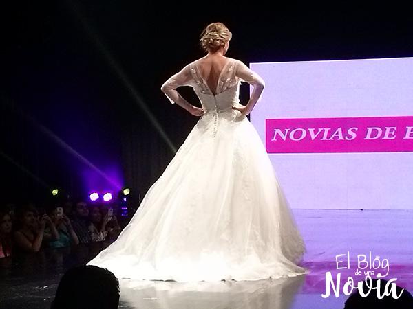 Vestido de Novia estilo princesa - Novias de España