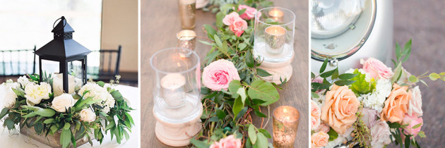 Ideas para decorar la Boda con Rosas