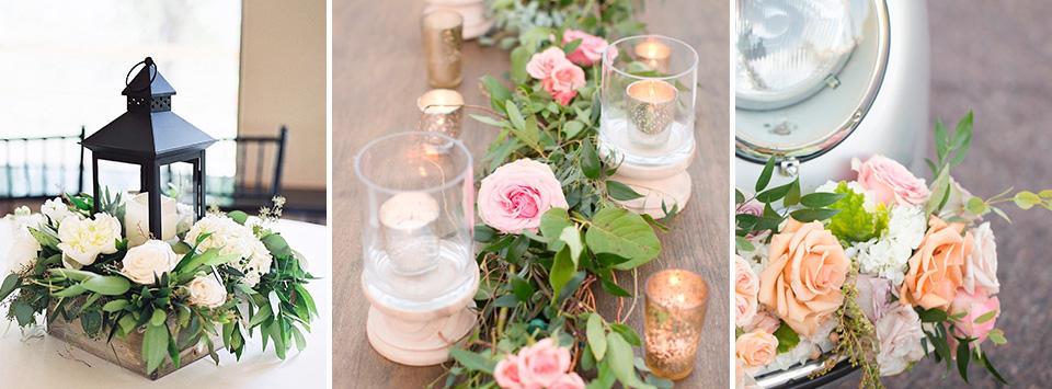 Ideas para decorar la boda con rosas el blog de una novia for Ideas para decorar una boda