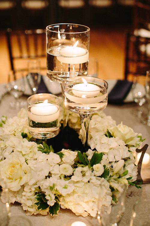 decora e ilumina la boda con velas el blog de una novia