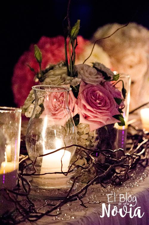 Decora e ilumina la boda con velas