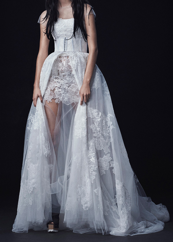 Vestido de Novia Princesa Alternativa de Vera Wang