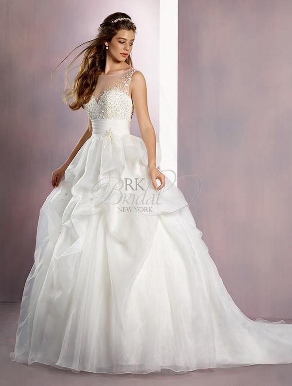 Vestido de Novia princesa La Bella Durmiente