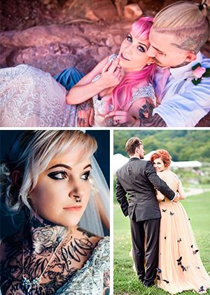 Rock N' Roll Bride - Blog de Bodas para novias no tradicionales