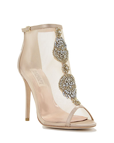 Zapatos de Novia Badgley Mischka