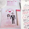 10 ideas para invitaciones de boda