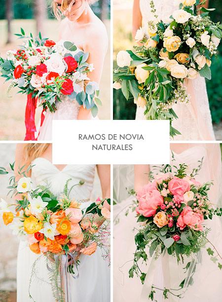 15 ramos de novia naturales 2016 el blog de una novia - Ramos de calas para novias ...