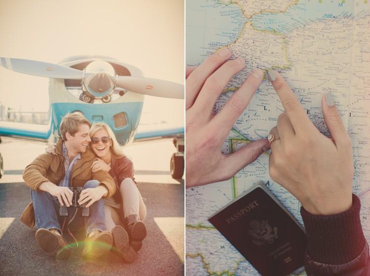 Maleta de Luna de Miel: Los artículos restringidos en el avión