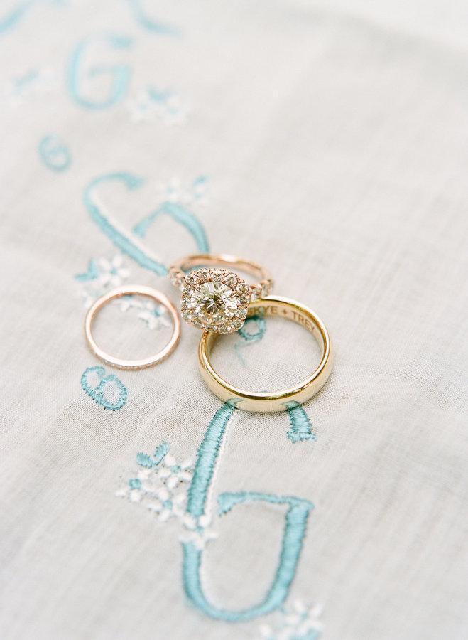 Ideas de alianzas de boda
