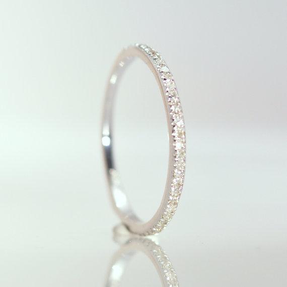 Argolla con diamantes