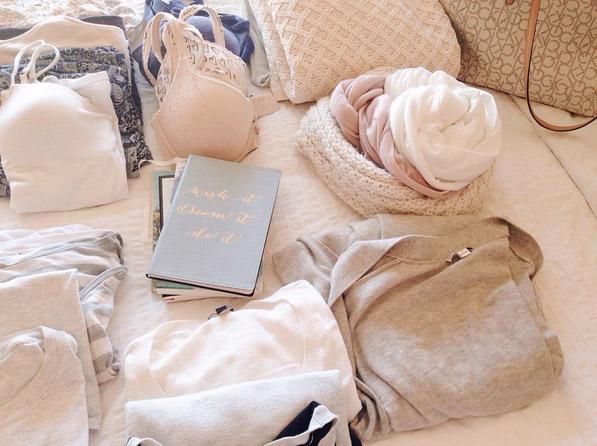 Lo que no debes olvidar empacar para tu viaje de luna de miel