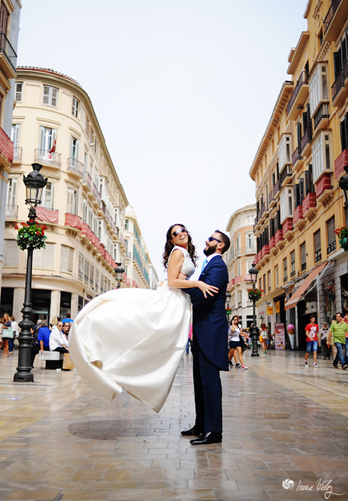 Sesión Post-boda de Eli y Antonio por Irene Vélez