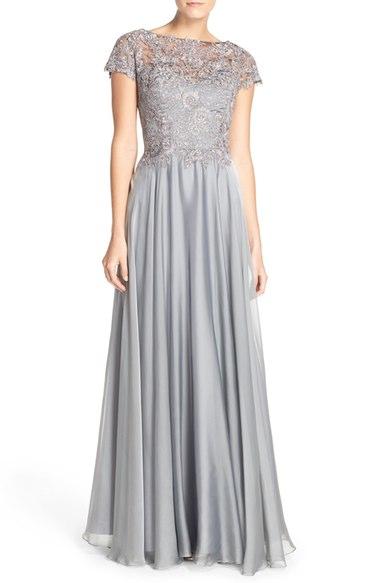 Colores ideales para vestidos de noche