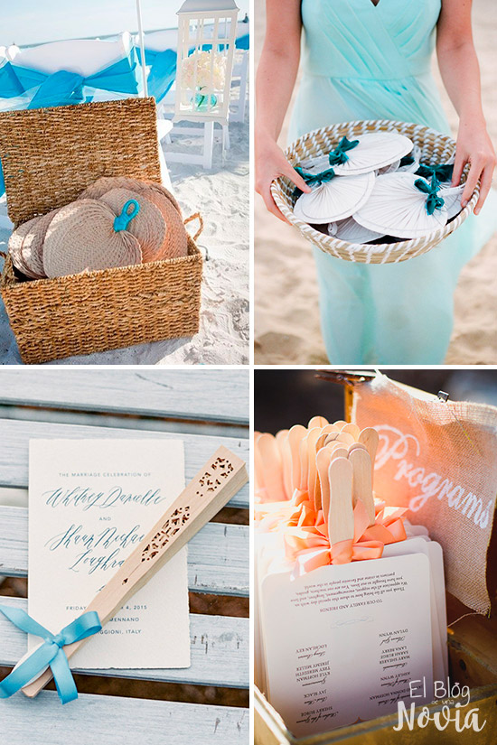 Ideas originales para bodas en la playa boda - Ideas de bodas originales ...