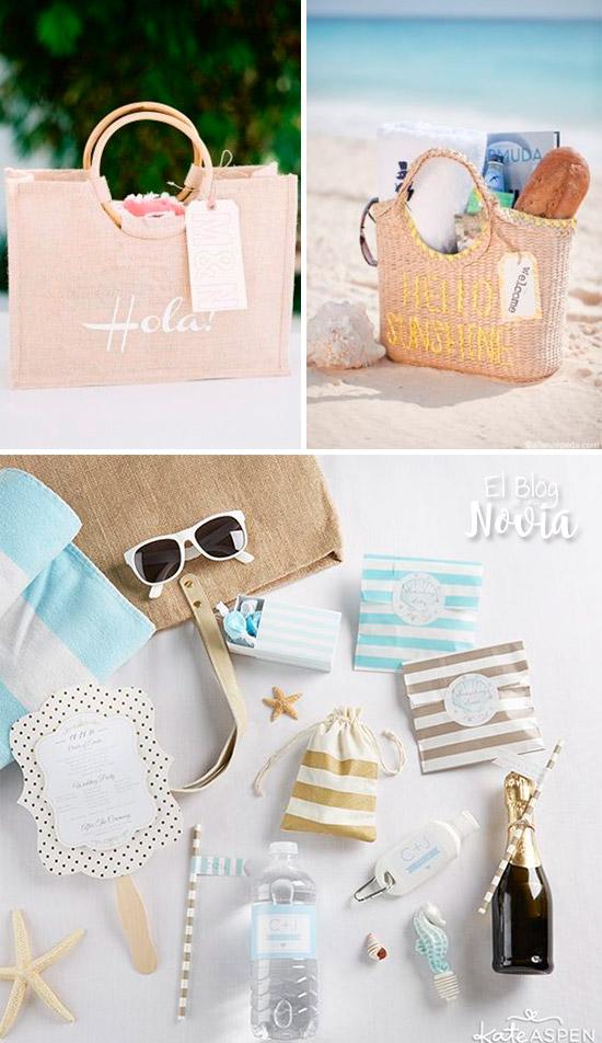 33 ideas para una boda en la playa el blog de una novia for Obsequios boda