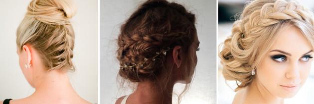 Peinado de novia el blog de una novia - Peinados recogidos con trenzas ...