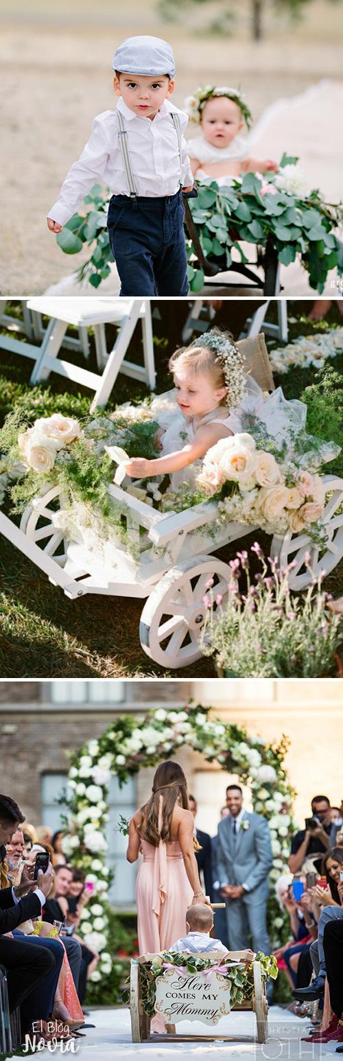 Ideas originales para pajes organizar una boda foro - Bodas originales ideas ...