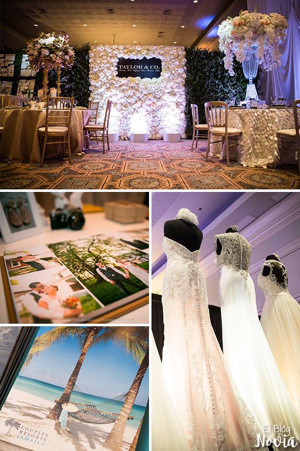 Cómo aprovechar al máximo las expos o ferias de bodas