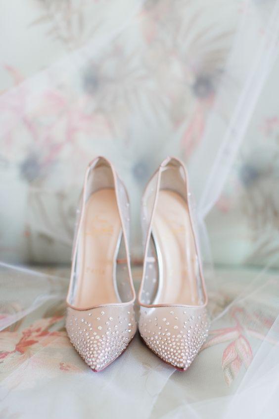 Zapatos - La lista de los accesorios de la Novia