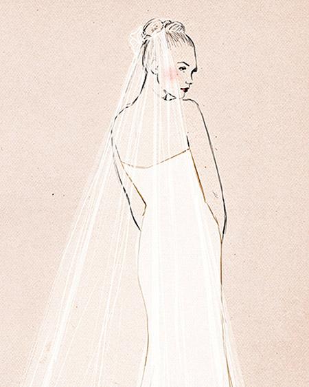 ¿Qué velo le queda mejor a tu vestido?
